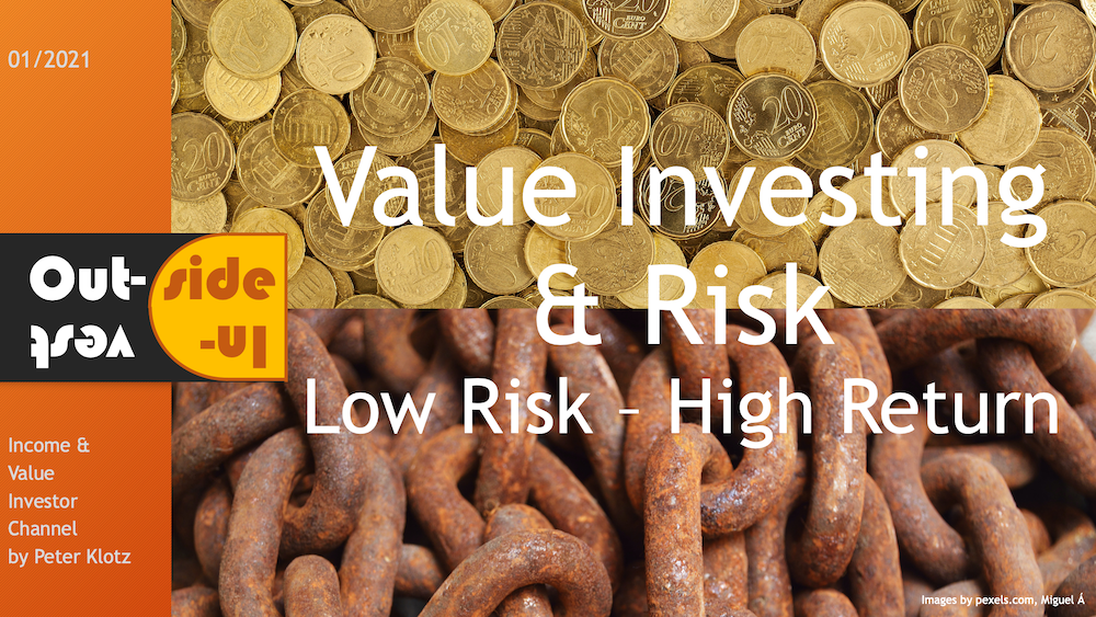 Value Investing and Risk